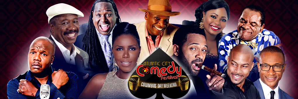2015 Atlantic City Comedy Festival