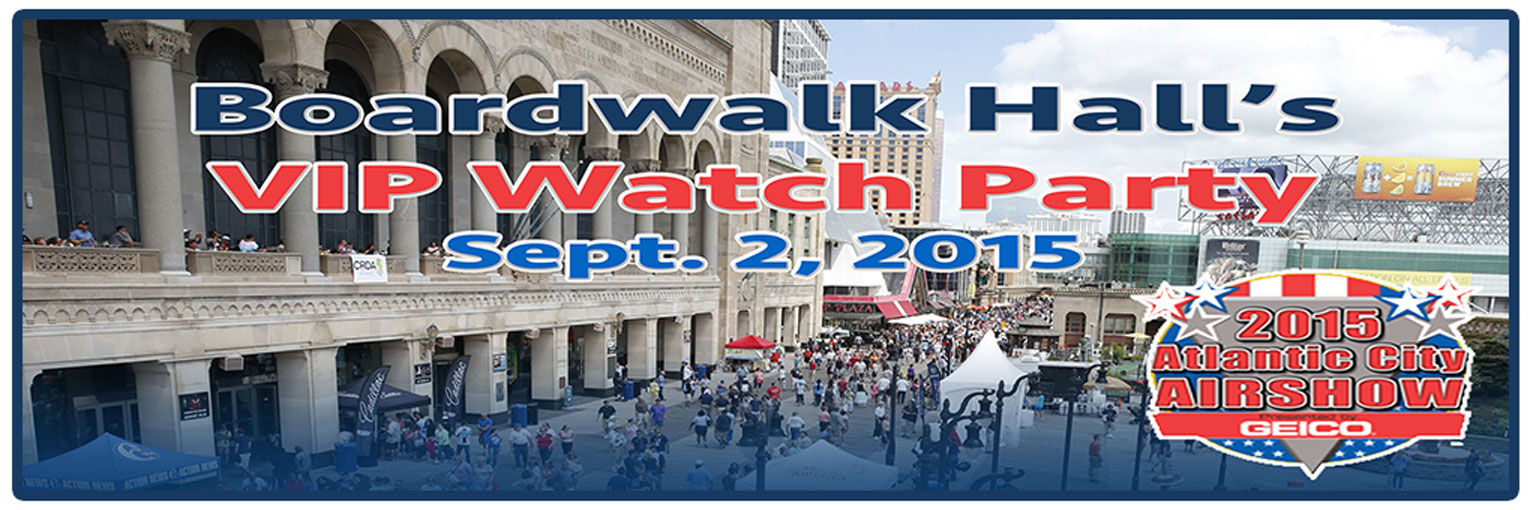 2015 Air Show VIP Watch Party