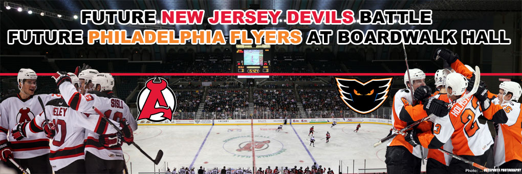 AHL Albany Devils vs. Lehigh Valley Phantoms