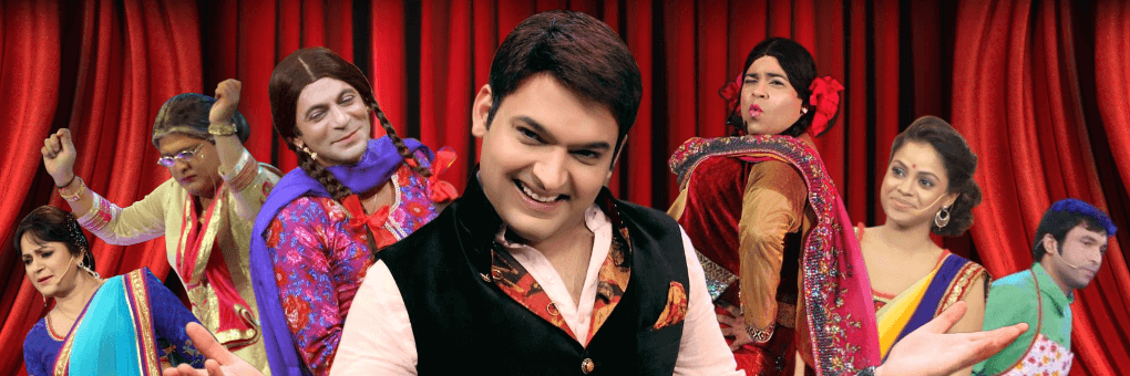 Kapil Sharma: Comedy With Kapil and Family