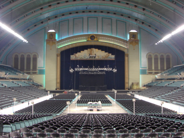 Seating Locator Boardwalk Hall