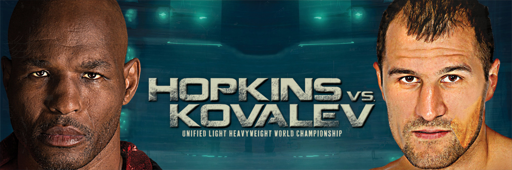 Hopkins vs. Kovalev: Unified Light Heavyweight World Championship