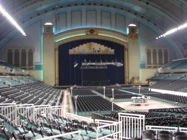 Seating Locator   Boardwalk Hall